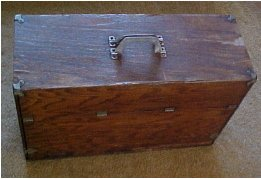 World Famous Folding Organ -- Folded