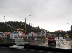 The tiny town near Rushmore