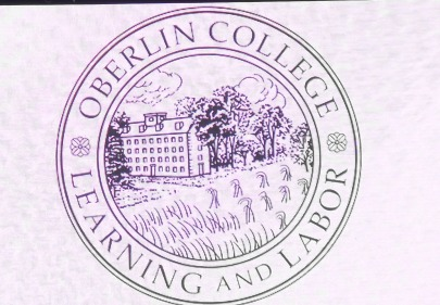 Oberlin's seal