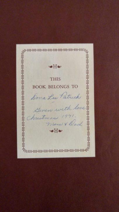 The Treasure Chest bookplate