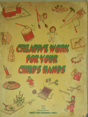 Cover of Creative Work for Your Child's Hands